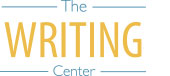 UNC Writing Center logo