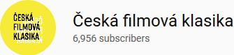 Česká filmová klasika logo