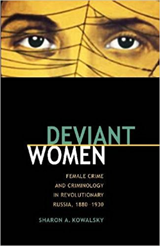 Cover of Deviant women