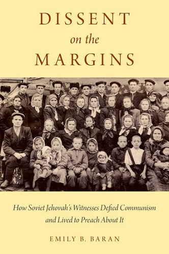 Cover of Dissent on the margins
