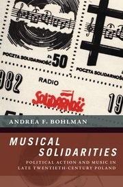 Cover of Musical solidarities