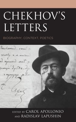 Cover of Chekhov's letters