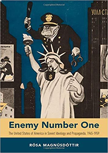 Cover of Enemy Number One