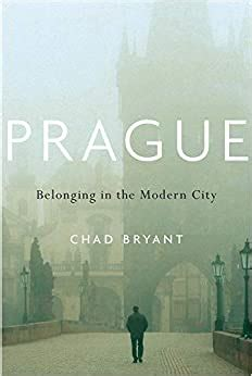 Prague: belonging in the modern city cover