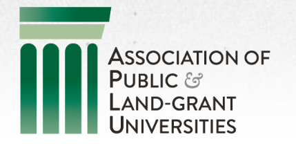 Logo: Association of Public and Land-Grant Universities