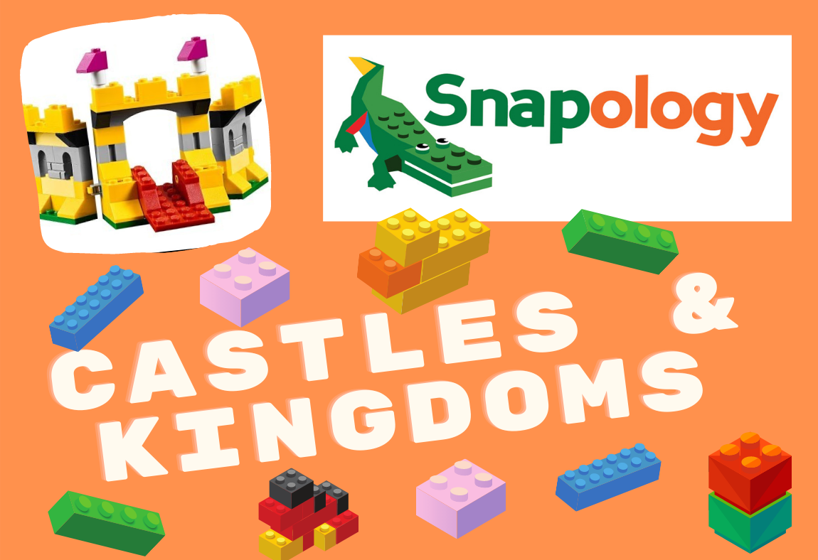 STEM: Castles and Kingdoms with Snapology