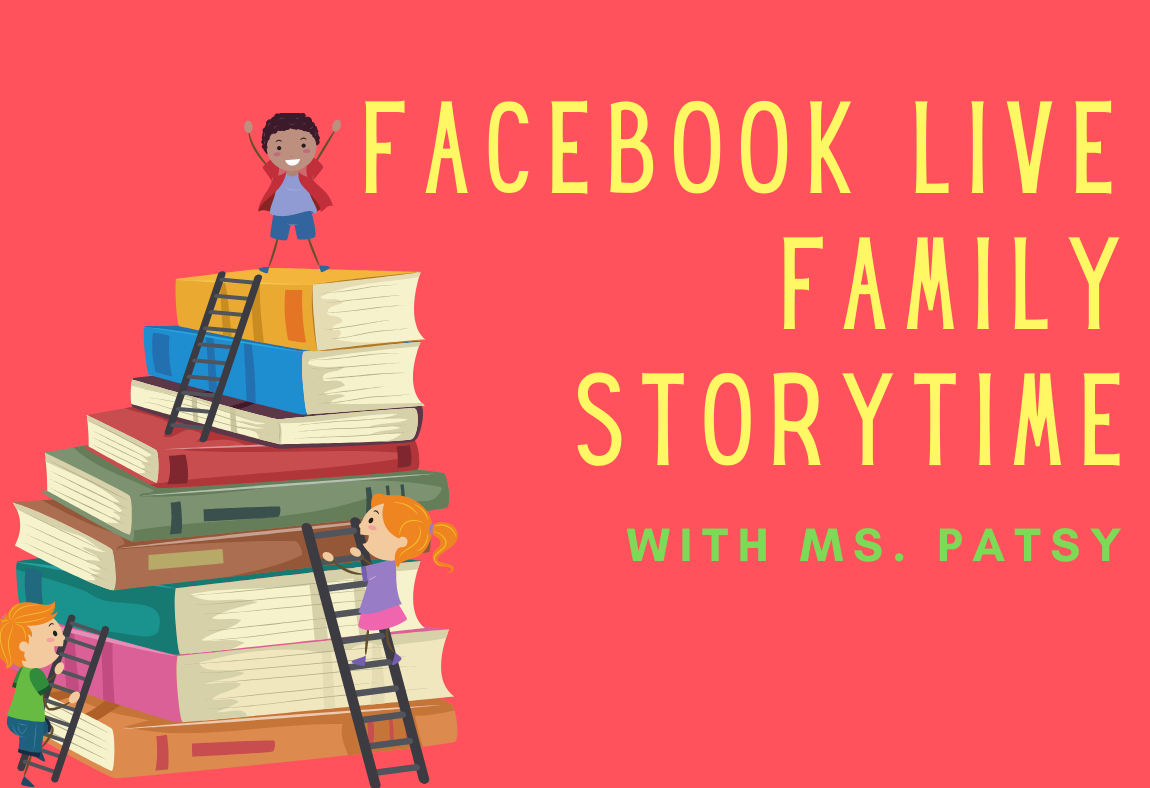 Facebook Live Family Story Time
