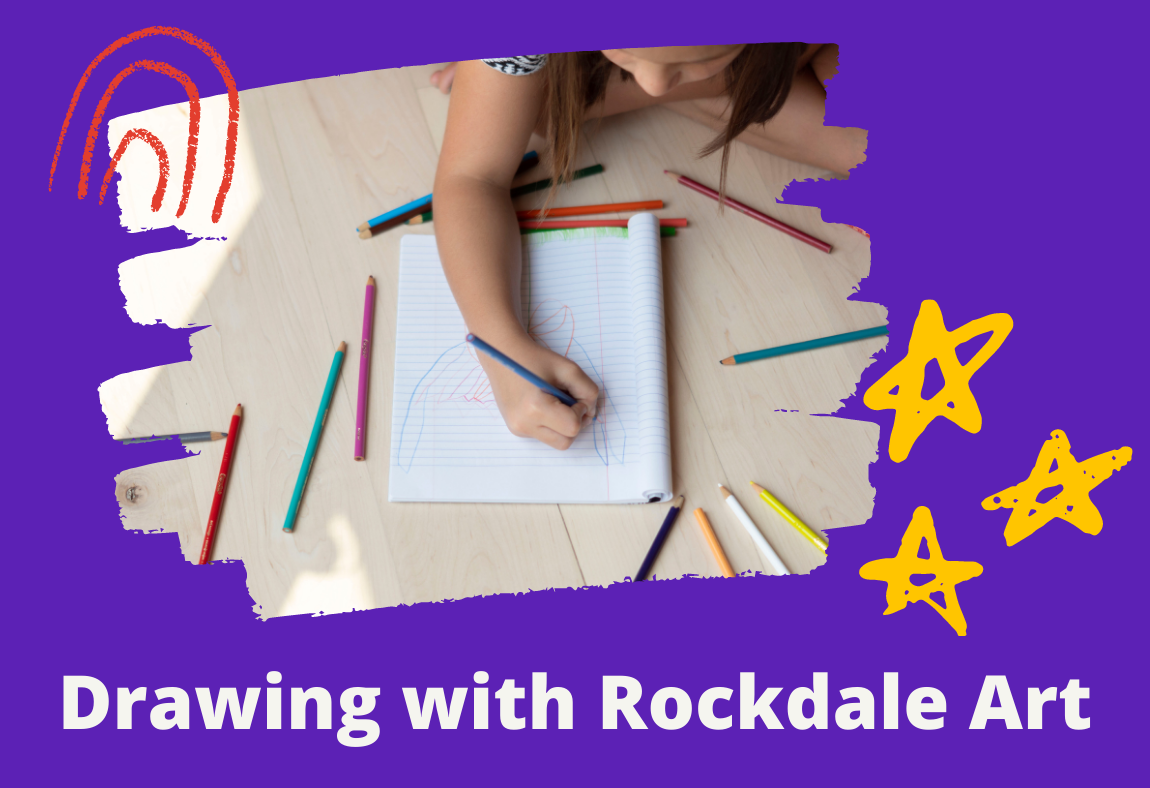 Drawing with Rockdale Art