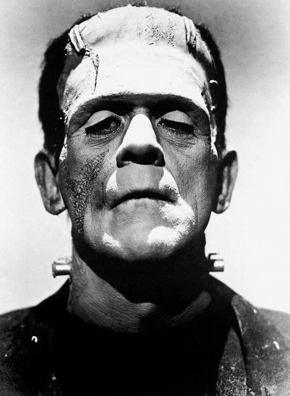 Frankenstein-Actor Boris Karloff