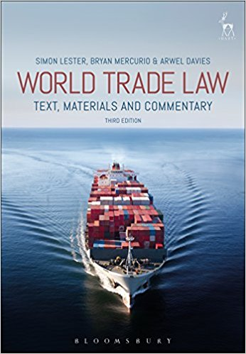 World trade law : text, materials, and commentary