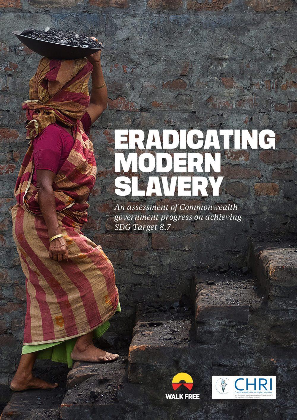 Eradicating Modern Slavery
