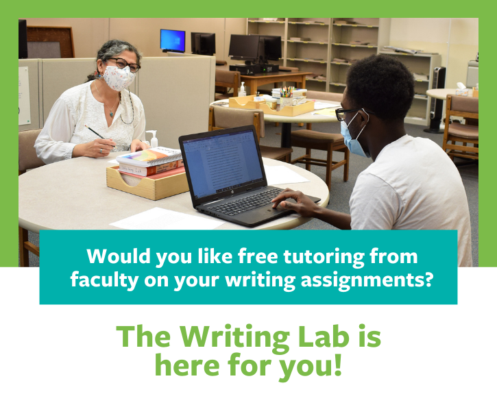 Writing Lab Information