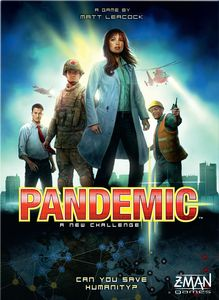 "Z-Man Games. ""Pandemic."" Retrieved from https://www.zmangames.com/en/games/pandemic/."