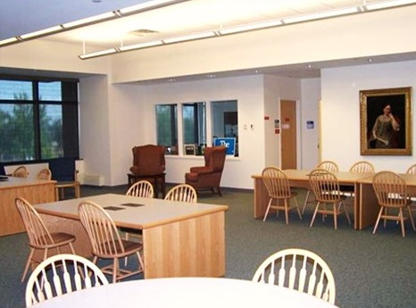 Archives and Special Collections Reading Room