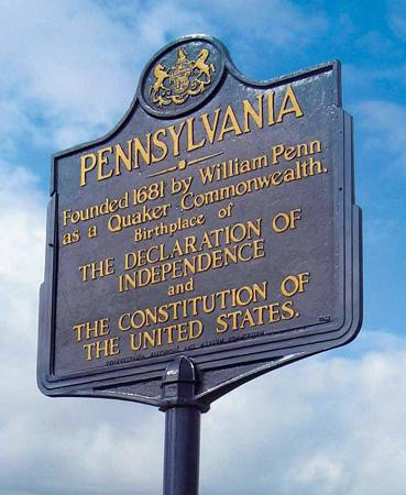Pennsylvania Historical Marker Program