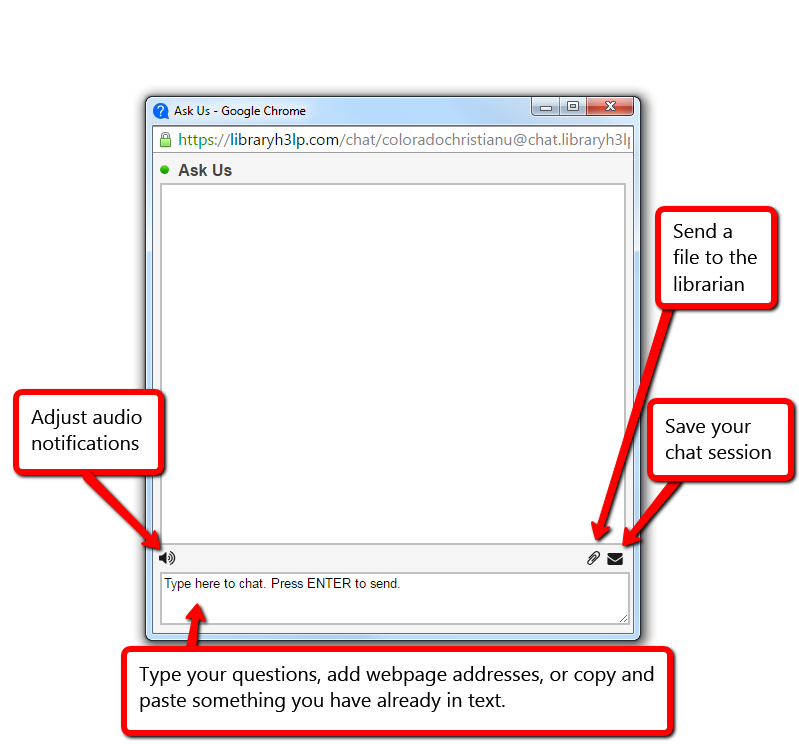 chat instructions image