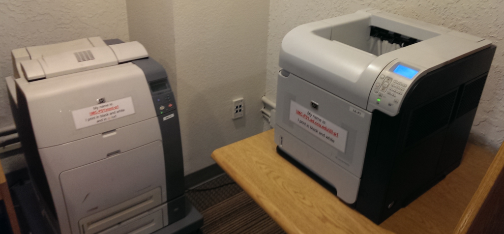 picture of printers