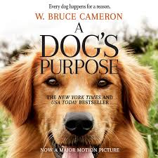 Dog's Purpose Book Cover
