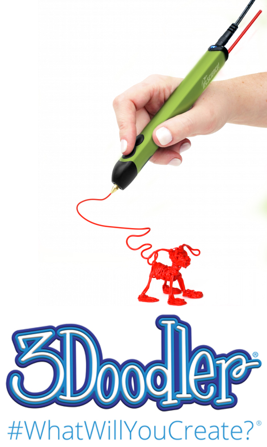3Doodler pen # what will you create?