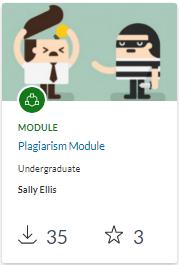 Plagiarism Module