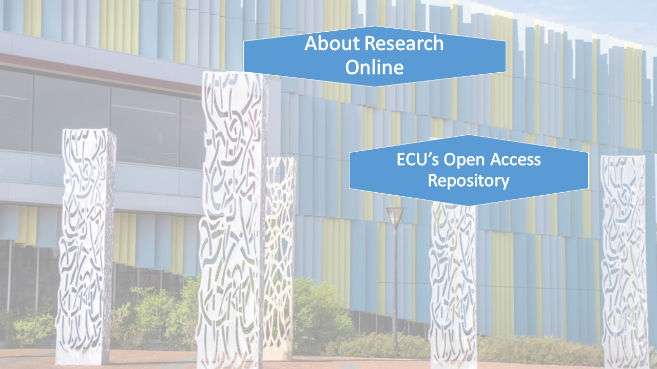 Research Online: ECU's online Repository