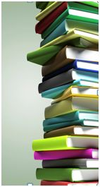 Image of Stack of books