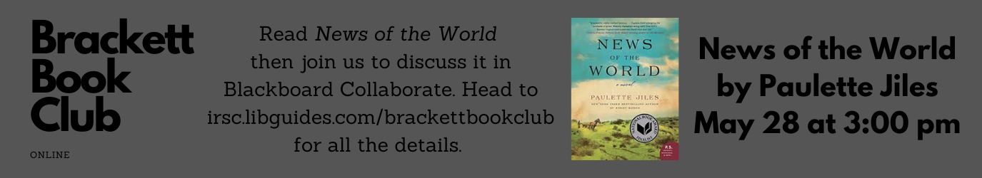 Brackett Book Club Online