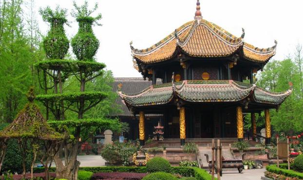 Taoist temple architecture