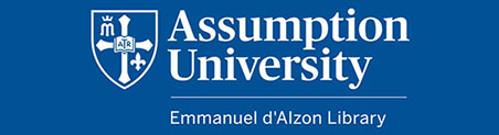 Assumption University Library - Home
