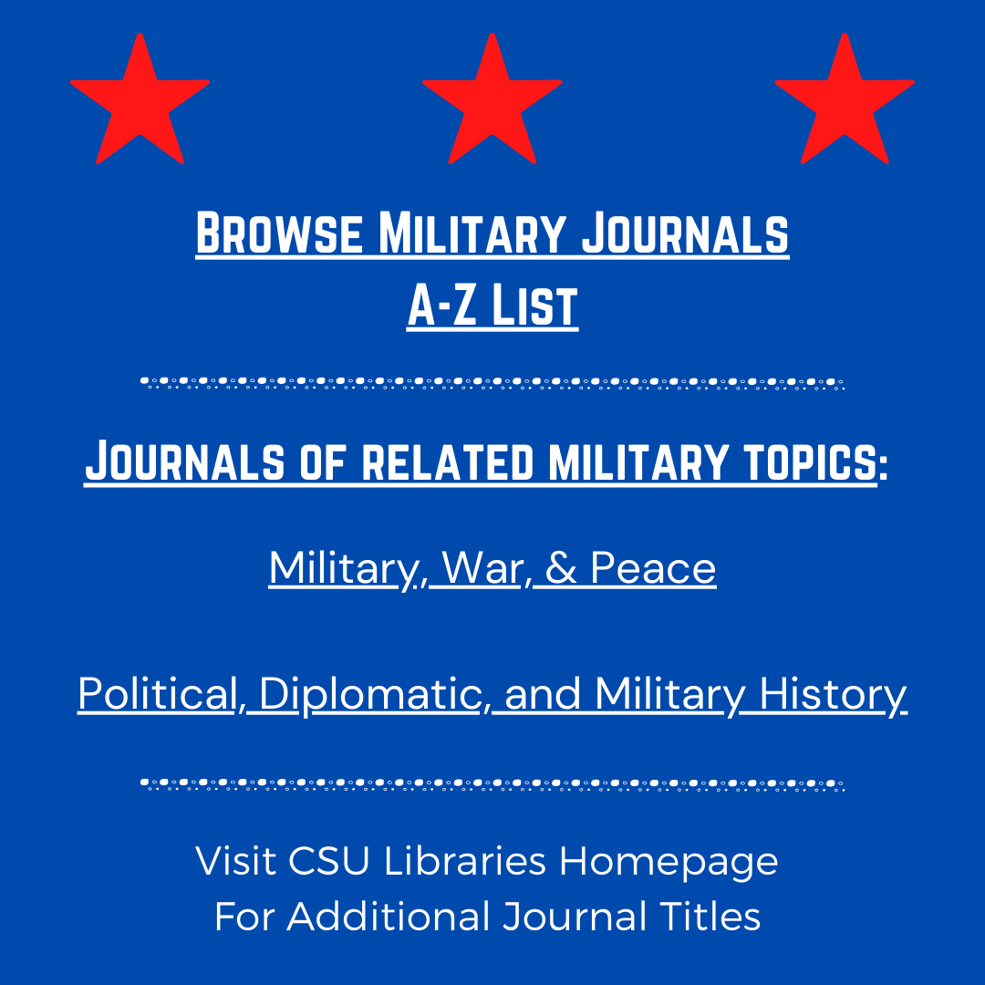 Graphic telling users there are additional titles through the A-Z journals list.