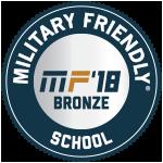 CSU military friendly school award logo