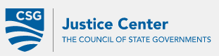 Logo for the Justice Center