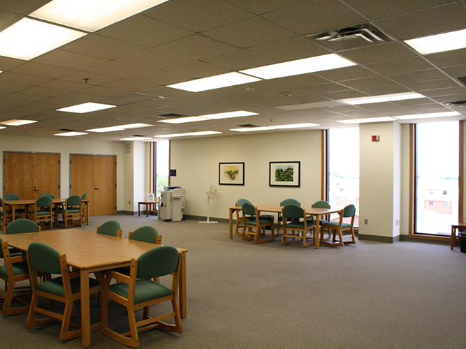 max room on the 4th floor