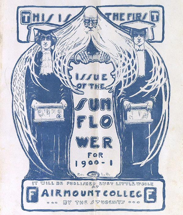 Sunflower Cover 1900