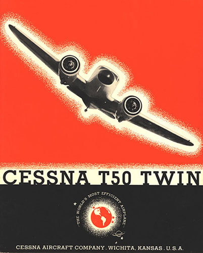 Cessna T50 Twin