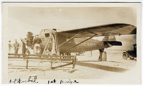 Aircraft built in Wichita for the Dole Air Race 1927