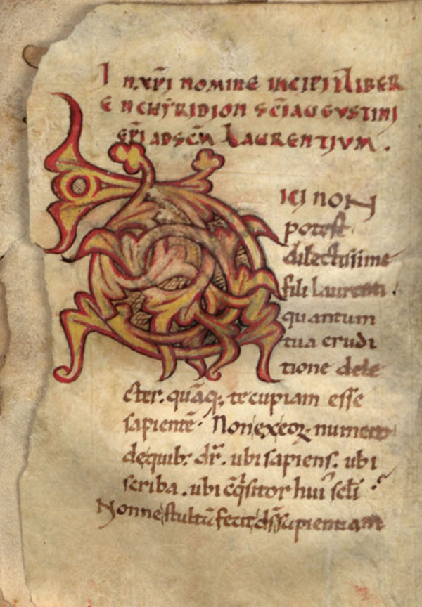 """""""Enchiridion ad Laurentium"""" by St. Augustine of Hippo"""