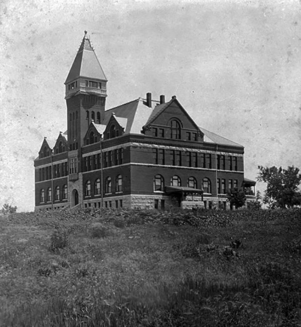 Fairmount Hall 1895
