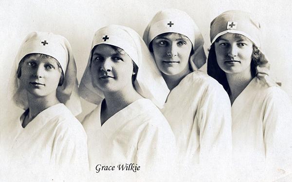 Nurses 1918