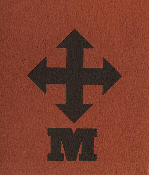 WSU's student literary journal, Mikrokosmos 1958
