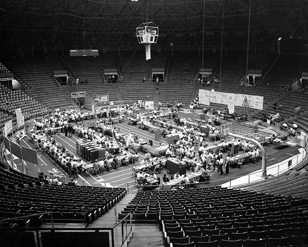 Koch Arena 1968