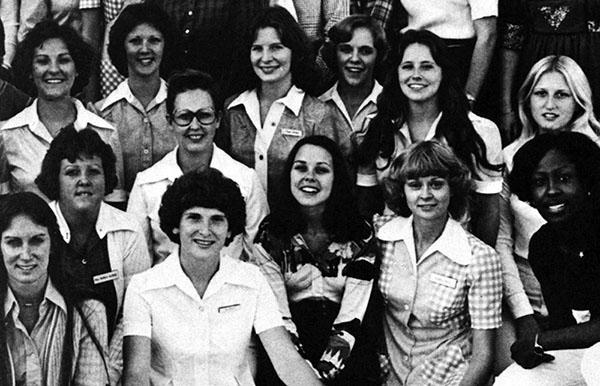 Junior American Dental Hygienist Association from 1978