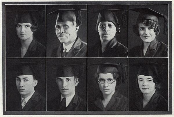 Students 1928