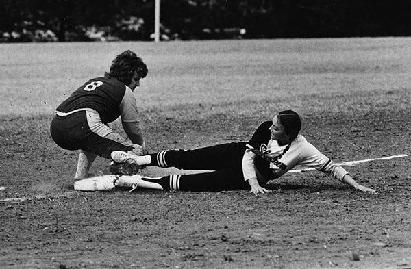 Wichita State Softball's win over Butler Grizzlies 1979