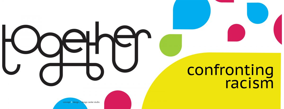 logo for Together Confronting Racism