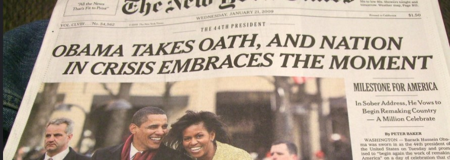 January 21, 2009 New York Times