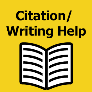 Citation and writing help