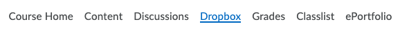 Dropbox_Navbar