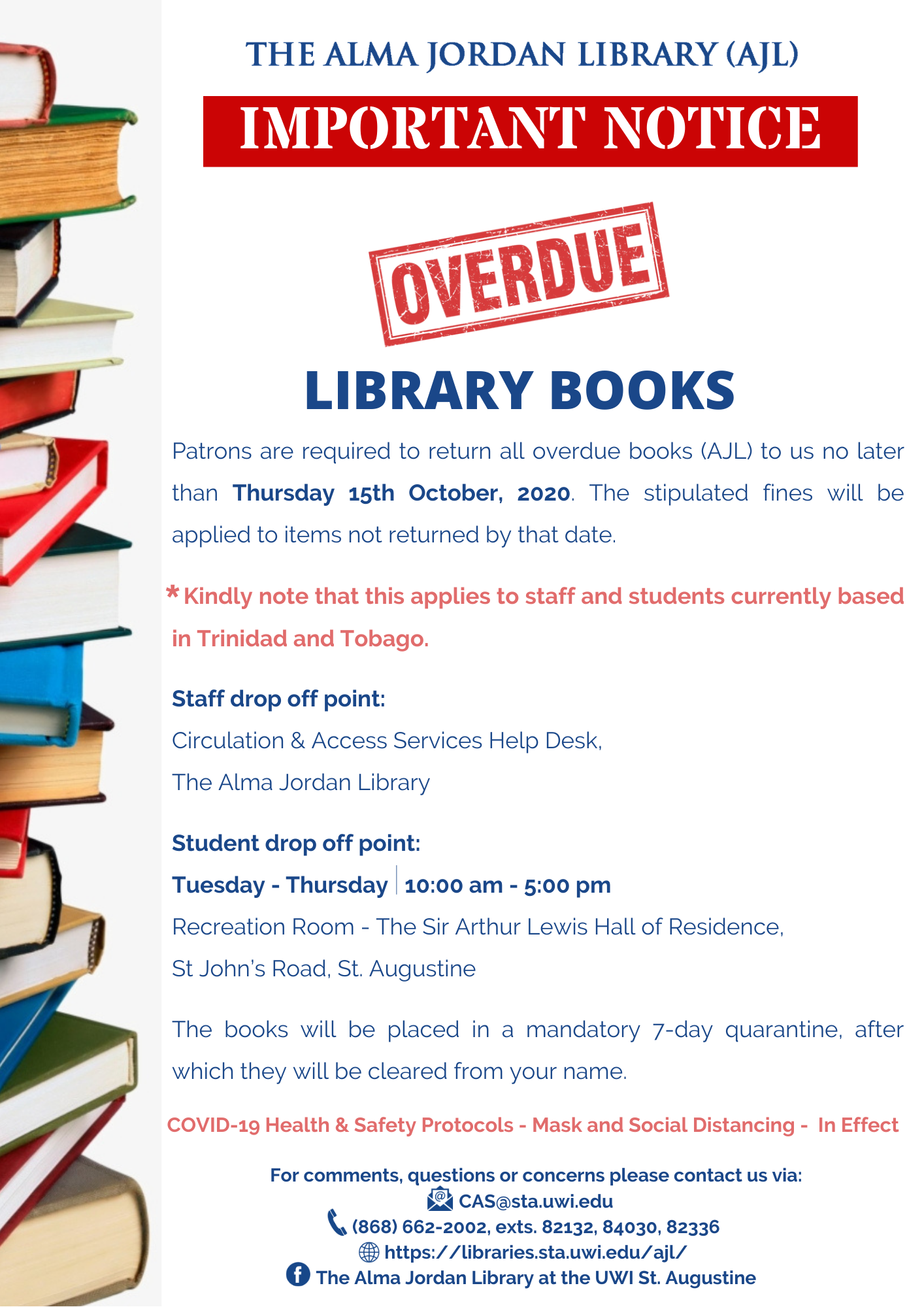 AJL - Overdue Books Flyer - 300920