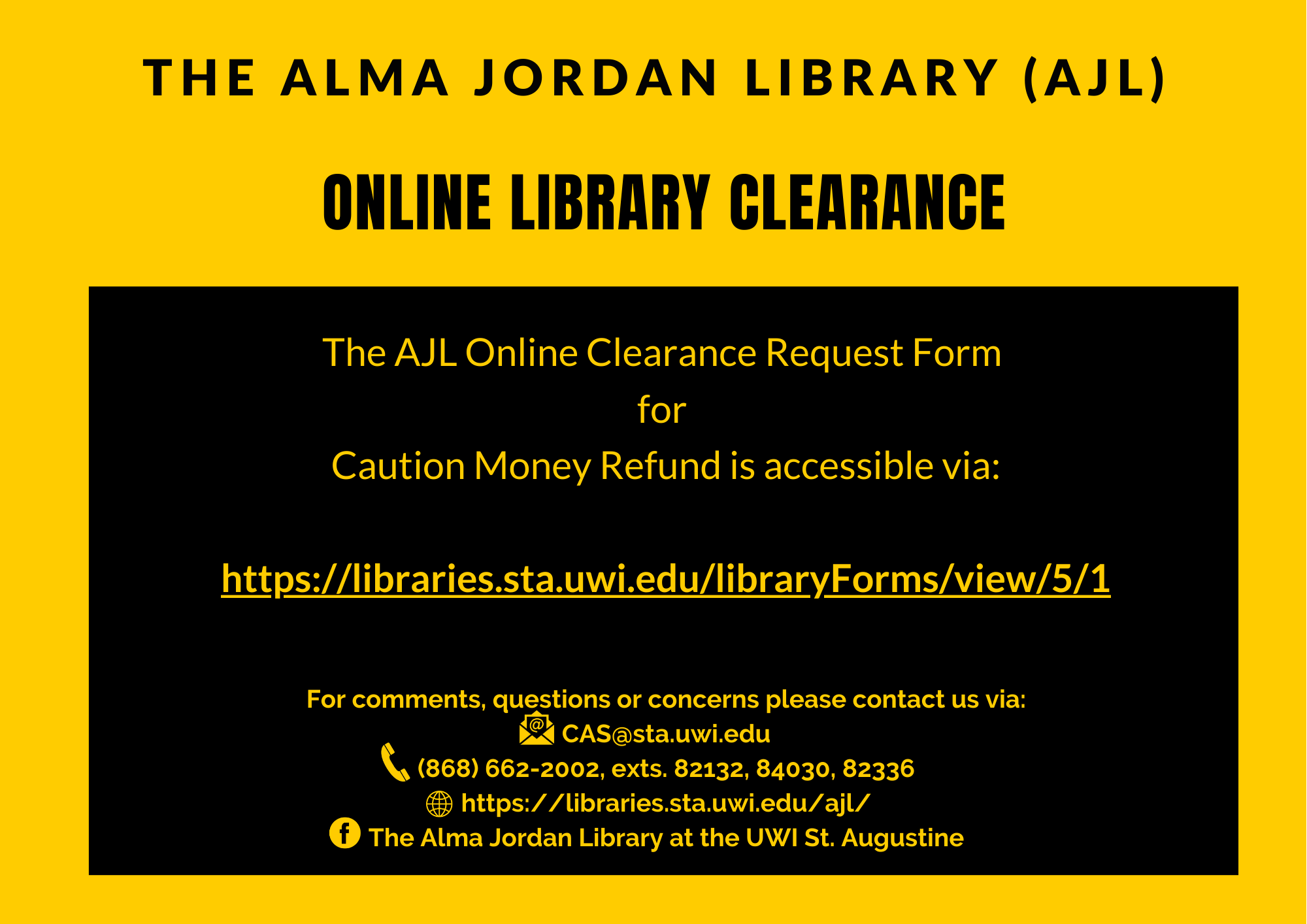 AJL - Caution Money Clearance - 131120